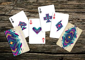 customized deck of cards